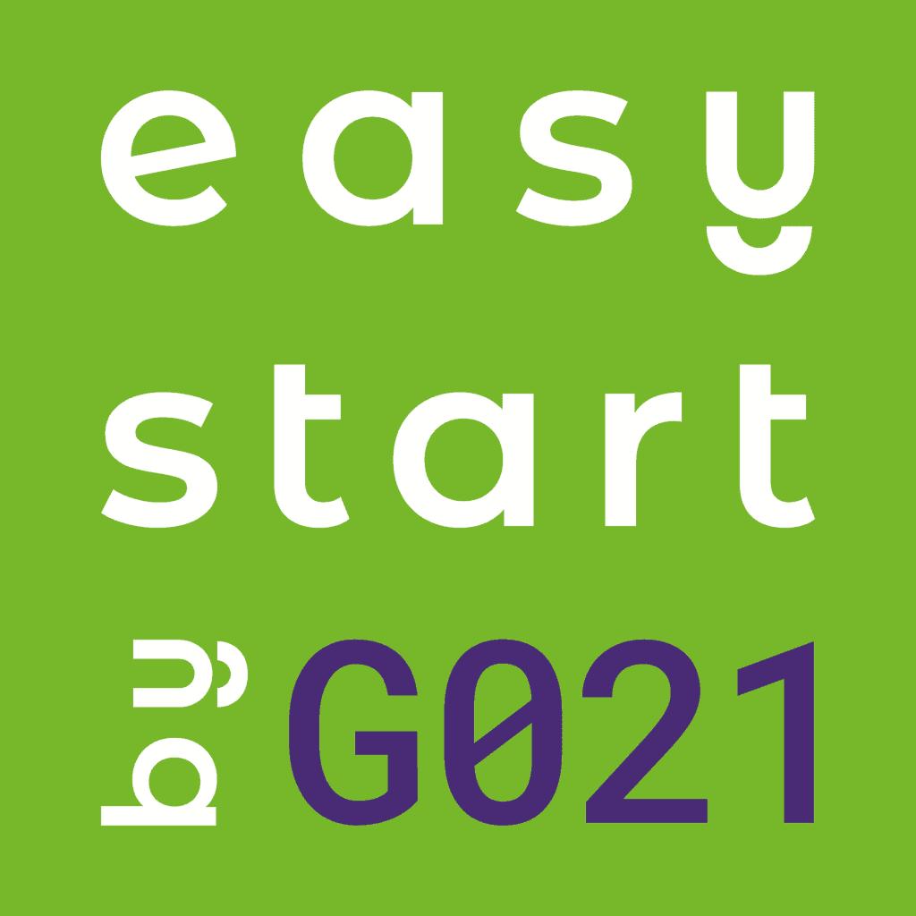 Logo EasyStart by GO21